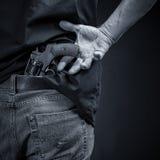 Self-defense royalty free stock photography