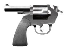 Self destroyer revolver Stock Photography