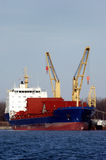 Self Loading Ship Royalty Free Stock Photography