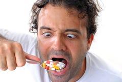 Self Medication Stock Photo