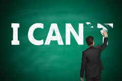 Self Motivation Concept Stock Photography