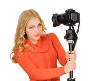 Self-portrait Royalty Free Stock Photo