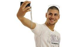 Self portrait Royalty Free Stock Photos