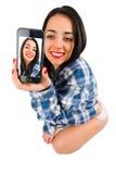 Self portraits Stock Photos