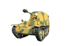 Self-propelled Artillery Stock Image