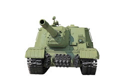 Self-propelled artillery Stock Images