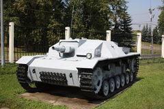 Self-propelled gun Sturmgeschutz, Germany Royalty Free Stock Image