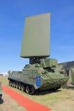Self-propelled radar system Stock Photo