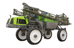 Self propelled sprayer Stock Images