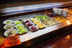 Self service restaurant Stock Photography