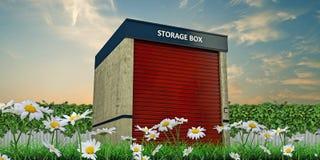 Self storage Stock Photos