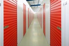 Free Self Storage Units Royalty Free Stock Image - 40548796