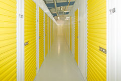 Free Self Storage Units Royalty Free Stock Photography - 40549027