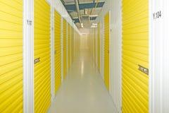 Self storage units Royalty Free Stock Photography