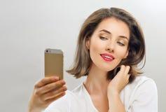 Selfie Fotos de Stock