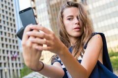 Selfie Imagem de Stock Royalty Free