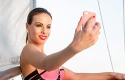 Selfie Стоковые Изображения RF