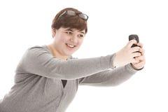 Selfie Fotos de archivo libres de regalías