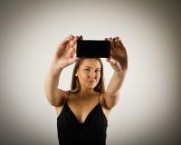 Selfie Imagenes de archivo