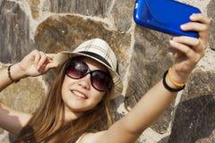 Selfie Stockbilder