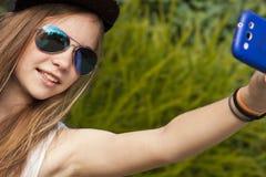 Selfie Stockfotografie