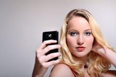 Selfie Stock Afbeeldingen