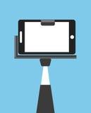 Selfie vector illustratie