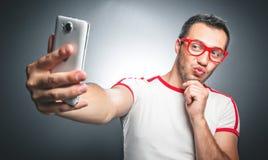 Selfie Stockfotos