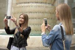 Selfie Στοκ φωτογραφία με δικαίωμα ελεύθερης χρήσης