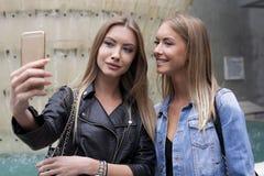 Selfie Στοκ Εικόνες