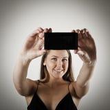Selfie Imagen de archivo libre de regalías