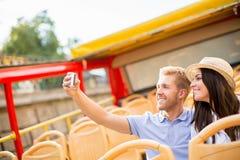 Selfie Royalty-vrije Stock Foto