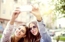 Selfie Immagini Stock