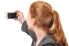 Selfie Стоковые Фото