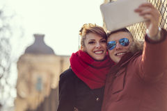 Selfie Royalty Free Stock Image