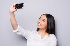 Selfie! Stock Photos
