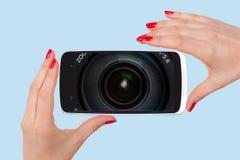 Selfie. Royalty Free Stock Photos