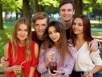 Selfie friendship memories leisure dating concept Stock Photo