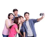 Selfie junto Fotos de archivo libres de regalías