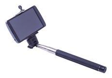 Selfie monopod Στοκ εικόνα με δικαίωμα ελεύθερης χρήσης