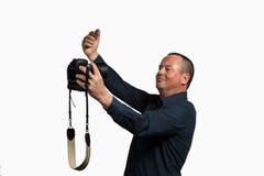 Selfie multiplo Immagine Stock Libera da Diritti