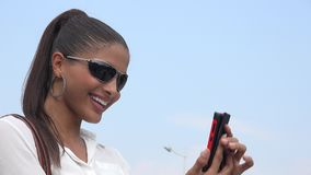 Selfie, Self Photography, Cell Phones stock video