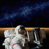 Selfie sur Mars Images stock