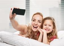 selfiestående Fotografering för Bildbyråer