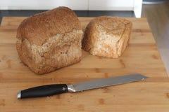 Selfmade хлеб стоковая фотография rf