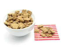 Selfmade dog cookies Stock Image