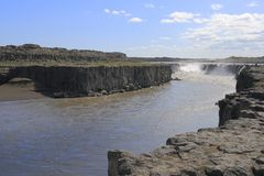 The Selfoss Royalty Free Stock Photography