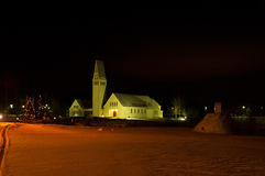 Selfoss, Iceland Stock Photos