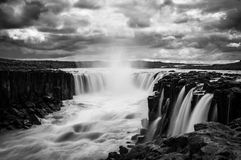 Selfoss Royalty Free Stock Image