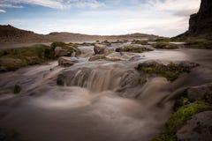 Selfoss waterfall Stock Images
